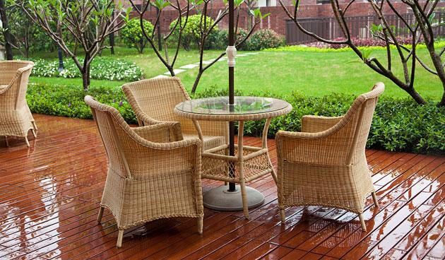 Rieten Balkon Meubels : Rieten meubels. tips voor het onderhoud. landidee