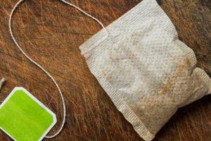 Theezakjes als meststof voor planten