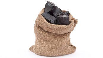 Vochtvreter houtskool voorkomt schimmelvorming