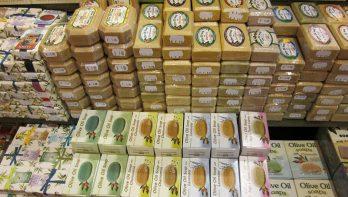 Heilzame olijfolie en zeep