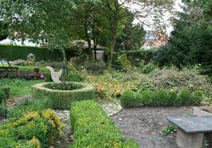 Weblog – Uit liefde voor de tuin