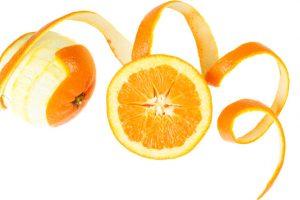 Sinaasappelschil