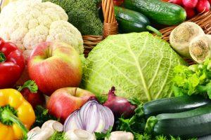 Groente en fruit bewaren