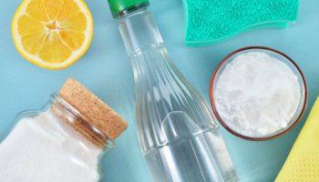 Schoonmaken met zout