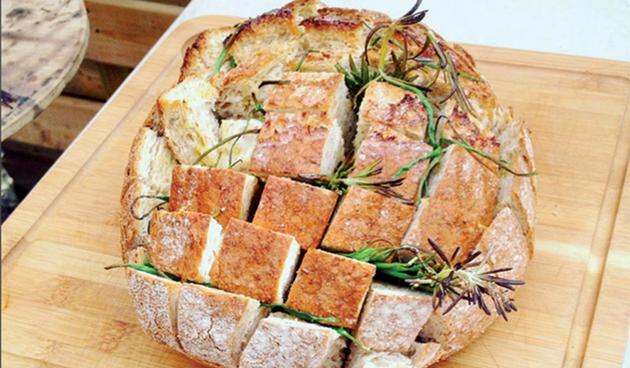 Recept BBQ-brood