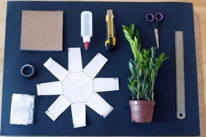 Design bloempot maken