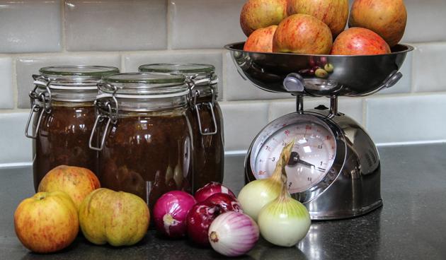 Recept appelchutney