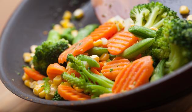 warme groenten recepten