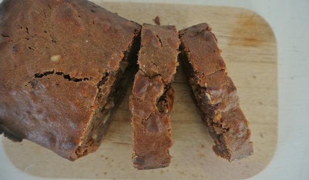 Recept dadel-walnotencake