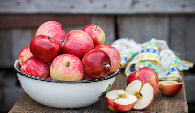 Appels bewaren