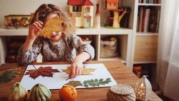 Haal de herfst naar binnen - herfstdecoratie