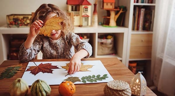Haal de herfst naar binnen – herfstdecoratie