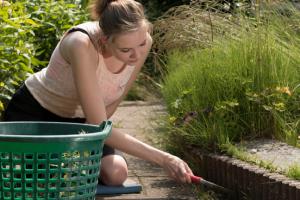 Ergonomisch tuinieren doe je zo!