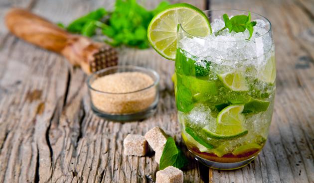 Non-alcoholische cocktails maken
