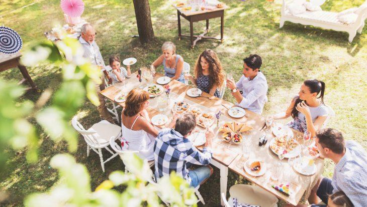 Tuinfeestje of barbecue? Zo maak je je tuin partyproof
