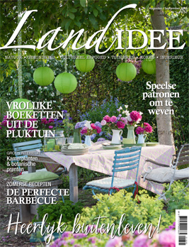 Cover LandIdee augustus-september