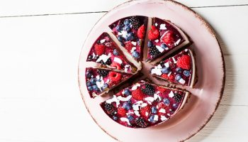 Bounty and Berry pie