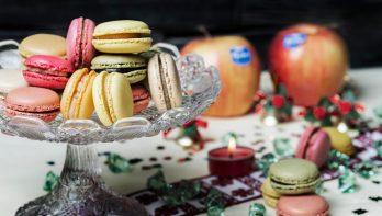 Recept Kerstmacarons met Marlene appelvulling