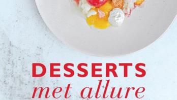 Doe mee en win het boek Desserts met allure!
