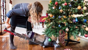 Schoonmaken na de feestdagen