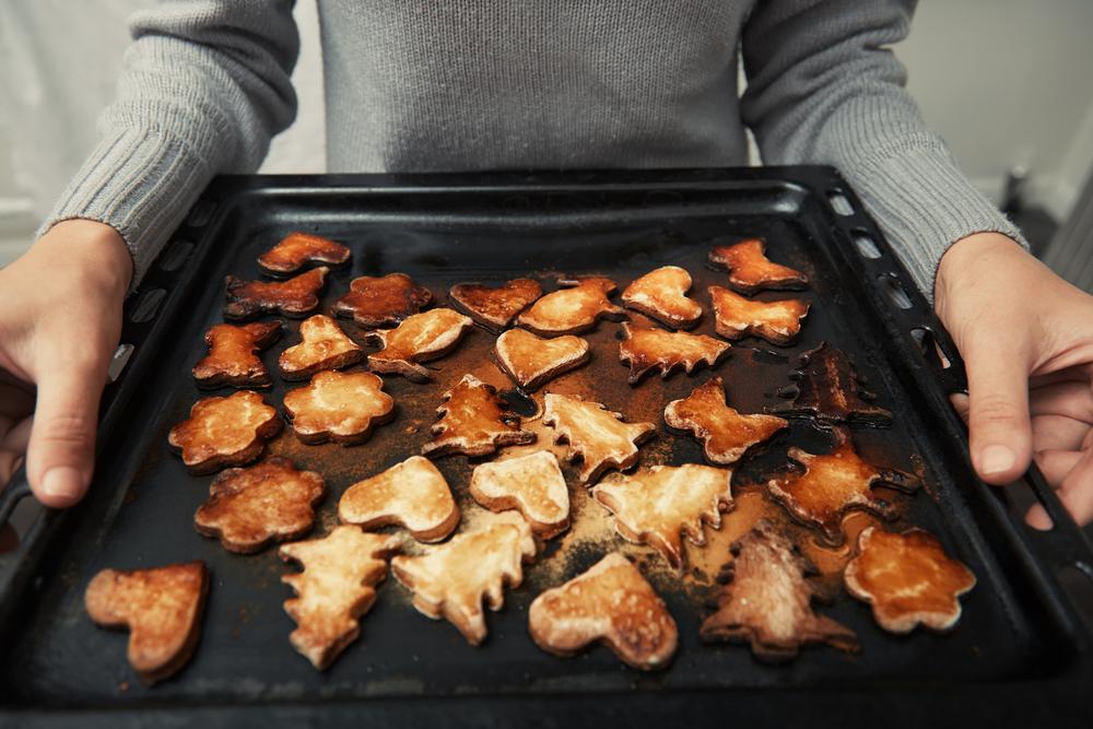 Kooktips verbrande koekjes