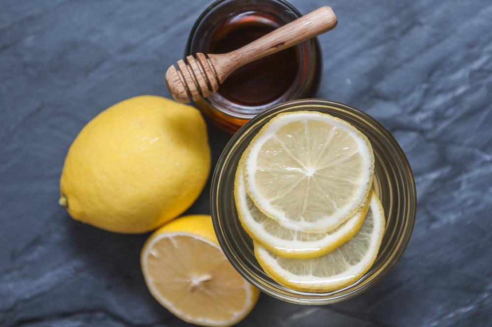 citroensap met honing