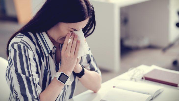 10 tips bij verkoudheid