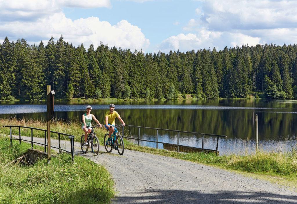 De Harz : natuurgebied in Duitsland