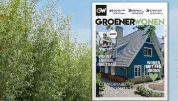 Nieuw tijdschrift Groener Wonen
