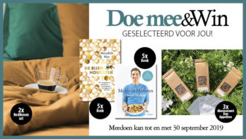 Doe mee en win augustus-september