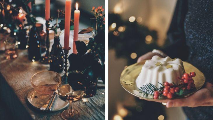 Kerst bavarois