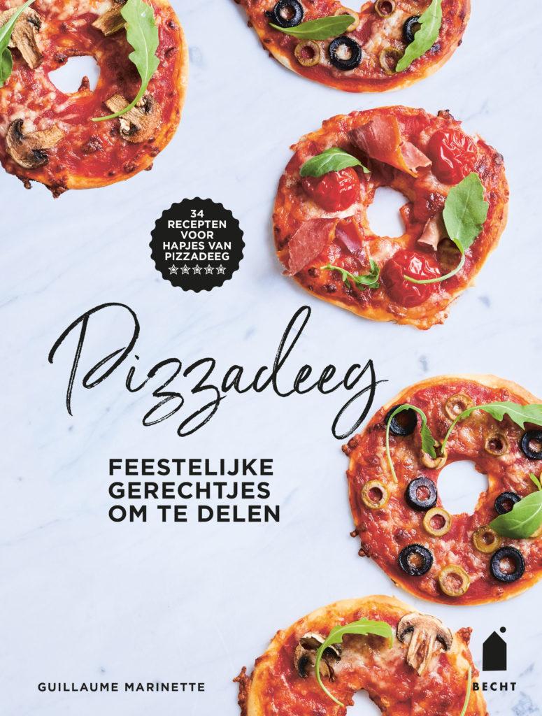 Recepten met pizzadeeg