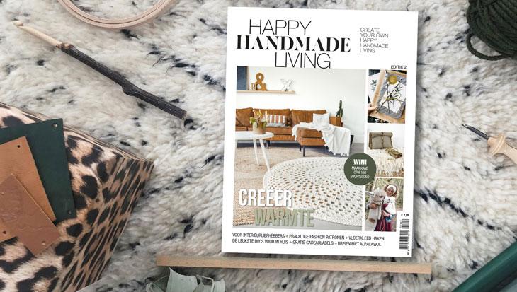 Creatief aan de slag met Happy Handmade Living 02
