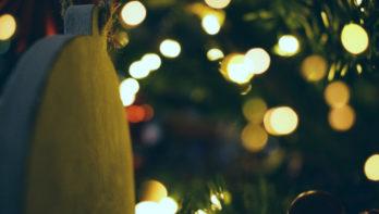 DIY- kersthanger voor in de boom