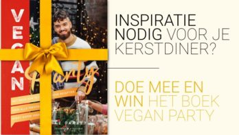 Win het boek Vegan Party