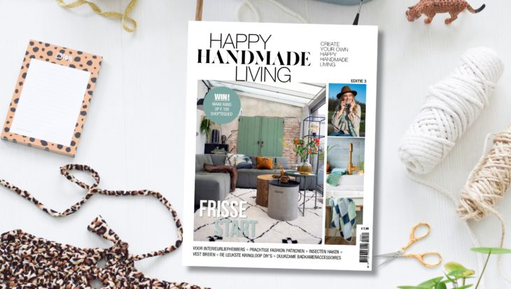 Frisse start met Happy Handmade Living 03