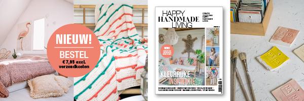 Happy Handmade Living magazine
