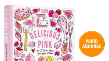 6 nummers + gratis kookboek Delicious Pink