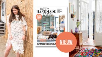 Geniet van de zomer met Happy Handmade Living