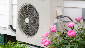 Warmtepomp in een bestaand huis