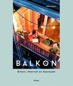 Balkon sfeervol en duurzaam