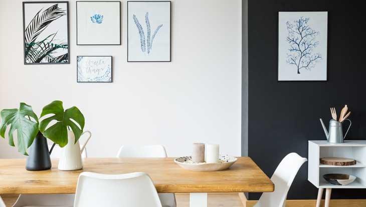 Duurzaam interieur minimalisme