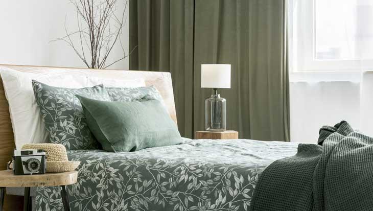 Duurzamere inrichting slaapkamer