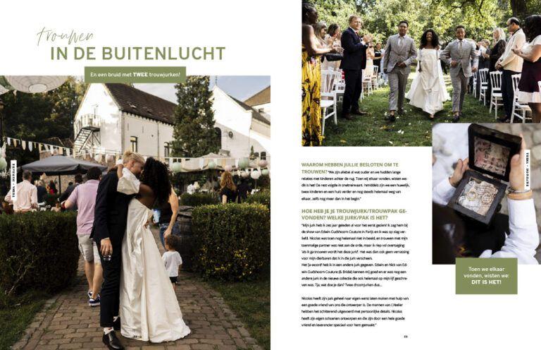 Trouwen magazine preview